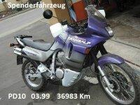 Anlasserrelais Anlasser Relais HONDA XL 600 V TRANSALP PD06 PD10