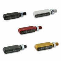 CNC LED Blinker Bronx, verschiedene Farben