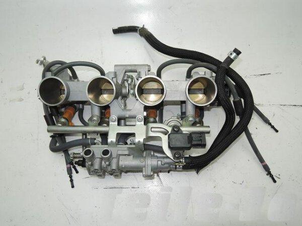 Einspritzanlage komplett YAMAHA FZ6 FAZER FZ 6 ABS RJ14 Bj.: 07