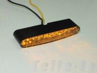Mini LED Blinker - mit Prüfzeichen - spritzwassergeschützt - 2 Stück