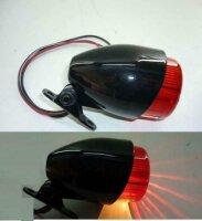Mini Rücklicht – schwarz – mit...