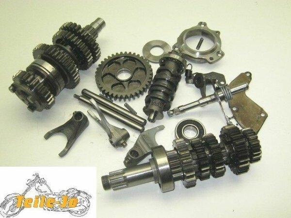 Motor Getriebe YAMAHA FZ6 FZ 6 ABS RJ14 Bj.: 07 - 08