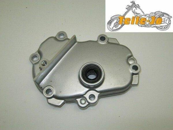 Motor Motordeckel links Getriebe YAMAHA FZ6 FZ 6 ABS RJ14 Bj.: 07 - 08