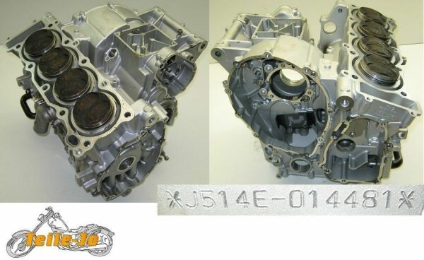 Motor Zylinder Kolben  YAMAHA FZ6 FZ 6 ABS RJ14 Bj.: 07 - 08